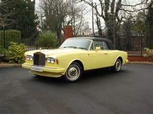 Rolls Royce Corniche Coupe For Sale Classic Rolls Royce Corniche Iii Cabriolet For Sale