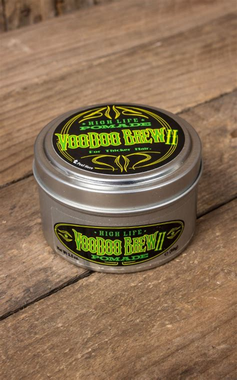 Pomade Voodo Brew pomade high voodoo brew ii by high dax