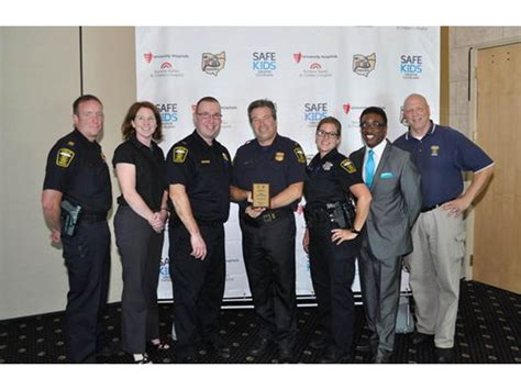 cuyahoga county housing court epd receives agency of the year euclid police 545 e 222nd st 216 731 1234