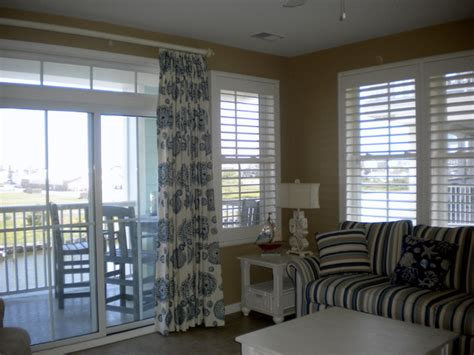 beach house window treatments beach house window treatments mcfeely window fashions baltimore by mcfeely