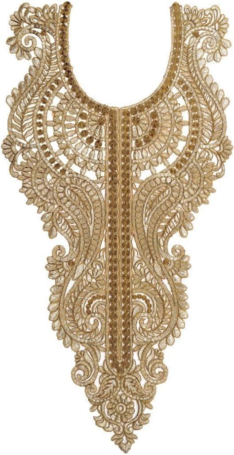embroidery design for kurta neck hand embroidery designs for kurtis neck simple craft ideas