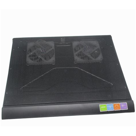 Notebook Cooling Pad 14 by Notebook Cooling Pad 2 Fan For 14 15 Inch Laptop Computer