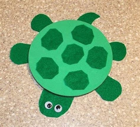 turtle craft for turtle craft t u r t l e s