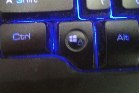 disable  win lock gaming keyboards tt community