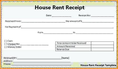 room rent receipt template room rent receipt format kinoroom club