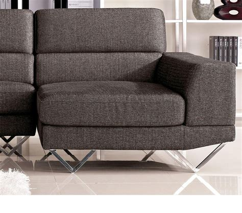 Modern Fabric Sofa Sets Dreamfurniture Divani Casa Wendon Modern Fabric