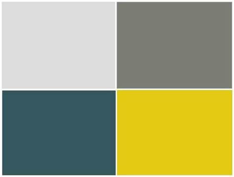 gray and yellow color schemes 17 best images about color ideas and therapy on pinterest