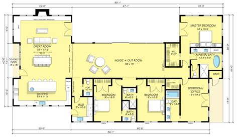 long ranch house plans long ranch house plans lovely new inside out ranch house time to build new home