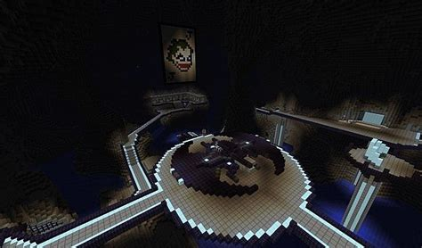 Where To Get House Blueprints by The Bat Cave Minecraft Project