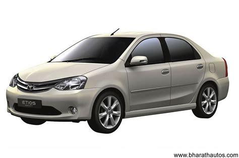 Toyota Eltios Toyota Etios Diesel Scheduled For September