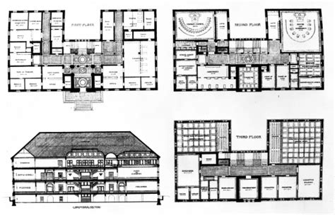 architectural floor plans and elevations architecture home plan elevation section house floor plans
