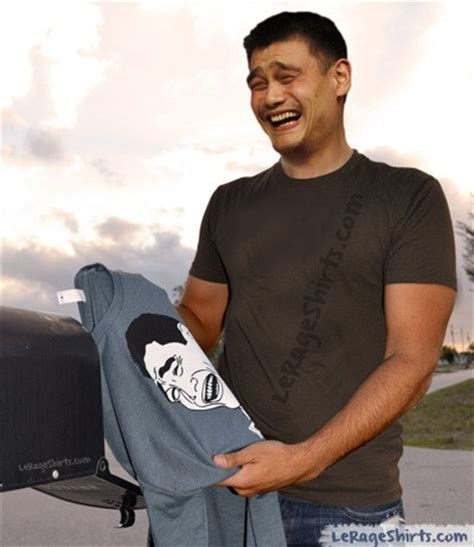 yao ming meme bitch please t shirt le rage shirts