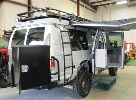 sportsmobile awning boxes on pinterest