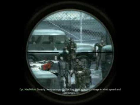 Call Of Duty 50 call of duty 4 modern warfare m82 50 caliber sniper rifle