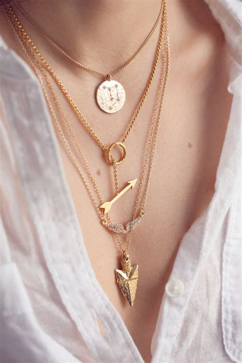 Layered Necklace 284 best layered necklaces images on layered