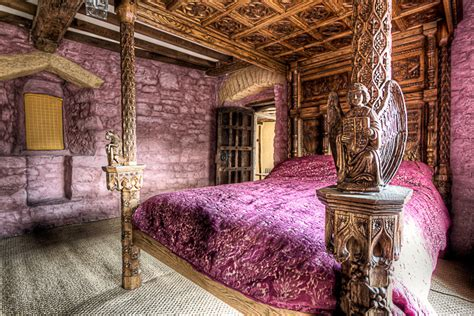 Small Bedroom Decor Ideas by Medieval Master Bedroom Llanthony Secunda Manor