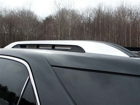 2018 Chevy Equinox Side Rails by Chevrolet Equinox Factory Roof Rack Chrome Trim 2010