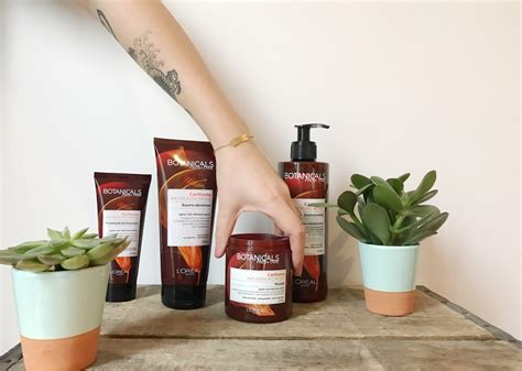 Fresh Care botanicals fresh care the new hair care line from l or 233 al