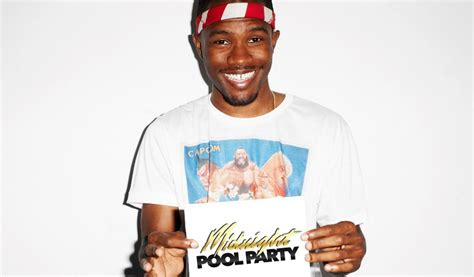 frank ocean listen to free music by frank ocean on listen midnight pool party thinkin bout you frank