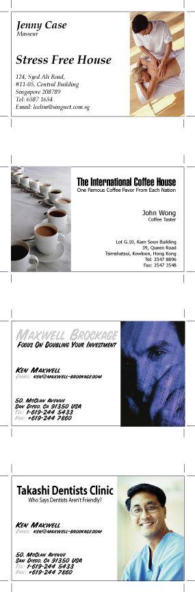 Business Card Feng Shui Template by Feng Shui Business Card Business Card Design Templates