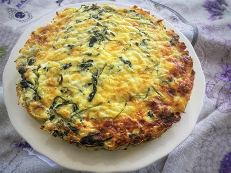 printable quiche recipes homemade crustless gluten free spinach quiche a recipe
