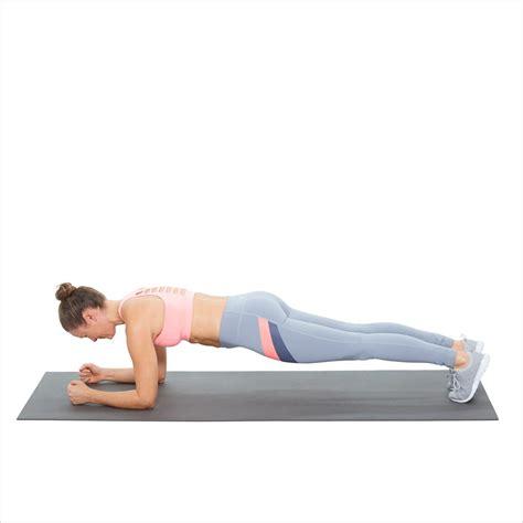 plank challenge exercise plank challenge workout popsugar fitness australia