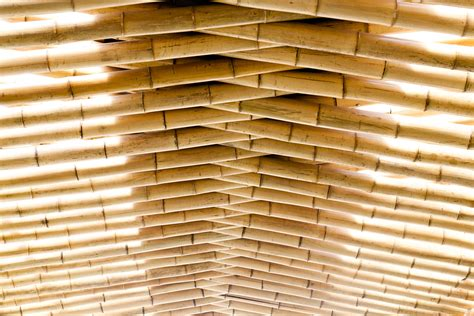 The Bamboo Ceiling by Ranch House Designed By Galeazzo Design Keribrownhomes