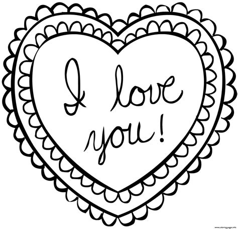 coloring pages for valentines cards card valentines day coloring pages printable