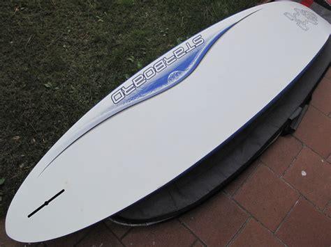 tavola da windsurf usata tavola windsurf starboard evo xtv 80l surfmercato