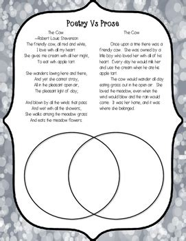Venn Diagram Poetry Vs Prose Choice Image How To Guide | venn diagram poetry vs prose choice image how to guide