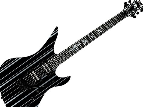 Gitar Shecter Snynyser Gates 2 schecter synyster gates custom black want do want synyster gates gates and