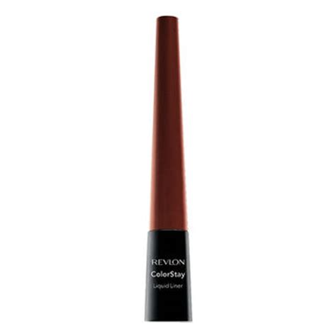Revlon Eyeliner Liquid revlon colorstay liquid eyeliner black brown drugs