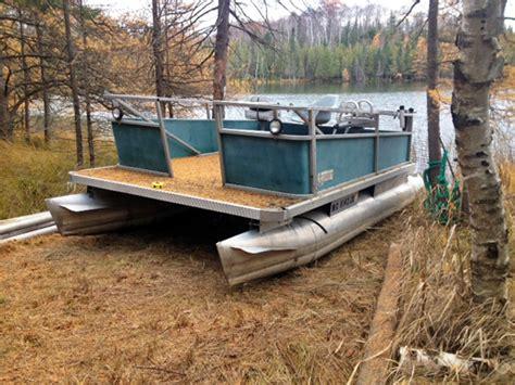 deck boat upgrades pontoon boat restoration and railing upgrade simplified