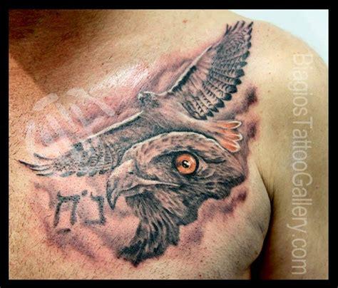 hawk tattoo meaning hawk meaning