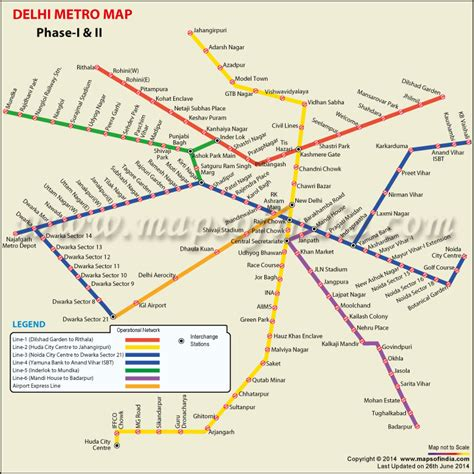 map stations delhi metro stations map