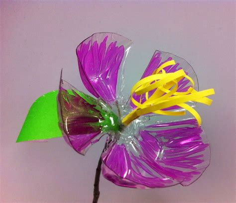 crafts with plastic bottles for upcycled crafts how to make a plastic bottle flower