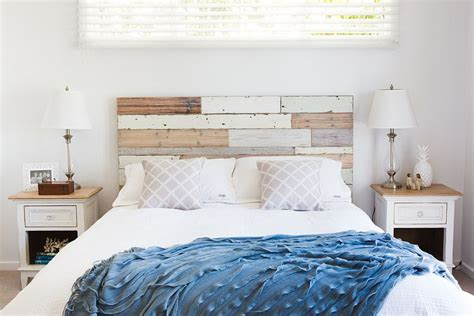Rustic Twin Bed 30 Ingenious Wooden Headboard Ideas For A Trendy Bedroom