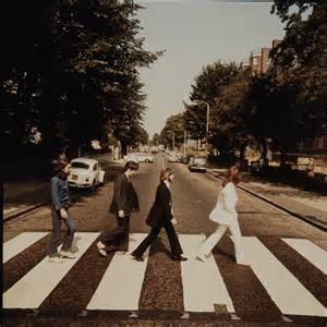 the beatles road alternate cover photos