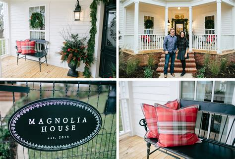 magnolia house bed and breakfast magnolia house the new b b by fixer upper