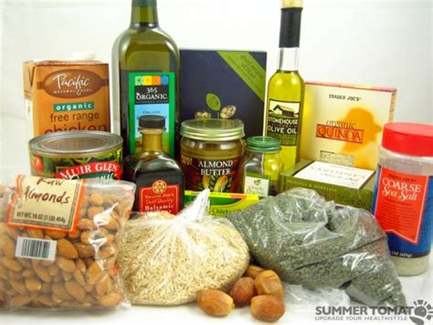 How To Stock A Healthy Pantry by How To Get Started Healthy Stock Your Pantry