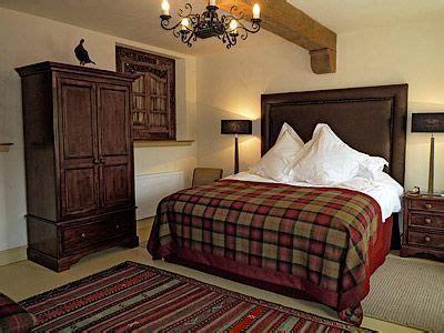 byre cottage tartan bedroom bedroom pinterest