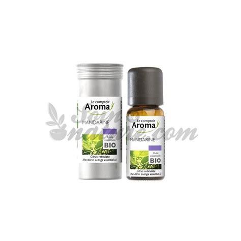 le comptoir aroma le comptoir aroma essential bio tangerine 10ml