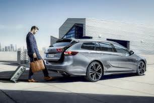 Opel Insignia Sports Opel Exclusive Program Debuting In Geneva Alongside New