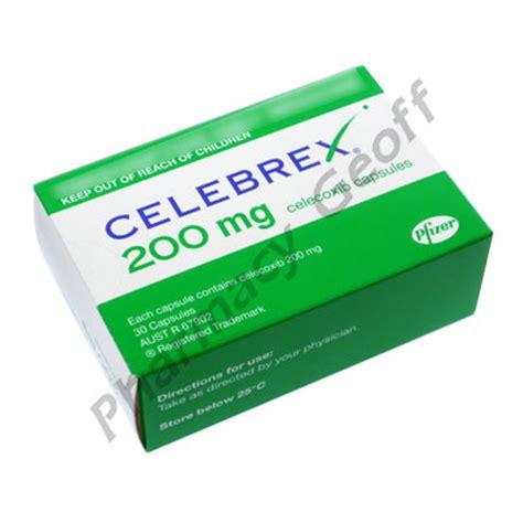 Celebrex Kapsul 200mg 30s celebrex celecoxib 200mg 30 capsules arthritis pharmacy geoff