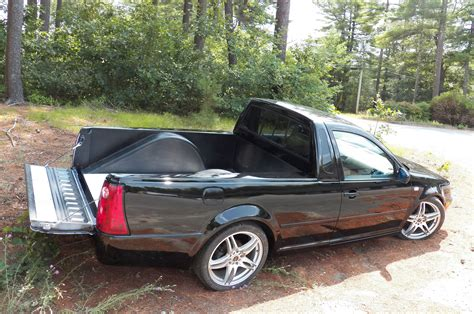 Turn Your Volkswagen Jetta Into A Pickup For 3500