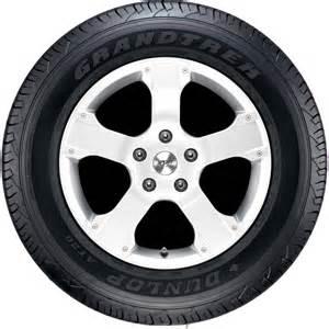 Car Tires At Dunlop Grandtrek 174 At20 Tires Goodyear Auto Service