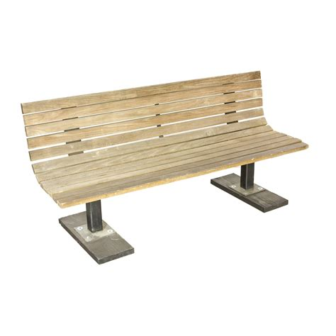slatted bench bench slatted wood 72 air designs