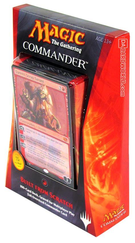 mtg 2014 commander decks magic the gathering commander deck 2014 built from