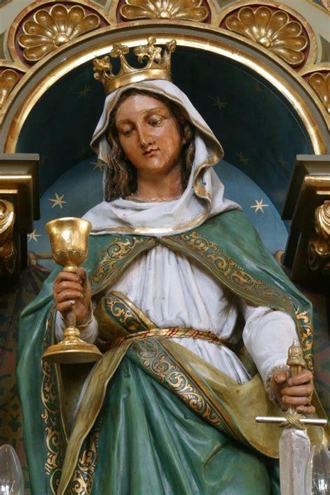 Imagens de Santa Bárbara   Imagens de Santos Católicos