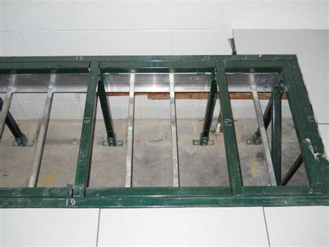 Floor Support Systems by Raised Floor Access Systems